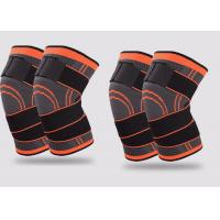 China Good for healthy Anti-slip breathable Knitting basketball knee pads wholesale