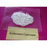 China CAS 106505-90-2 Boldenone Equipoise / Boldenone Cypionate Raw Steroid Powders wholesale
