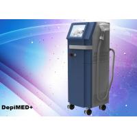 China 808nm Diode Laser Hair Removal Machine 800W High Power 10-1500ms Pulse Duration wholesale