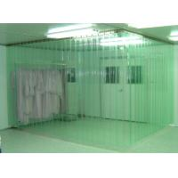 China Decontamination Clean Room Booth 0.4 - 0.55 M/S Air Velocity Quick Delivery wholesale