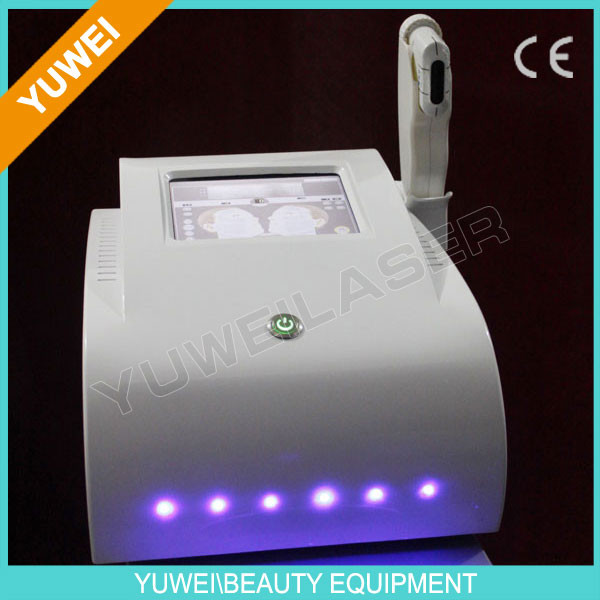 Portable HIFU Machine non-invasive face lifting machine , anti-aging skin tightening machine