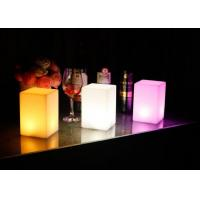China 16 Colors Changed Cordless LED Table Lamp /  Home Decoration Table Lamp wholesale