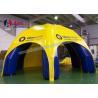 China Barraca inflável relativa à promoção de abertura ar inflável da cor da barraca do evento do multi wholesale