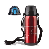China SUS 304 LFGB 0.8L Thermos Stainless Steel Vacuum Insulated Bottle wholesale
