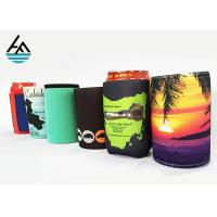 China Single Can Cooler Sleeve Neoprene Can Coolers For Reversible Beer Beverage wholesale