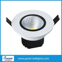 China hot sales Dimmable Recessed 15w cob led ceiling light AC 100~240V wholesale