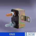 Overcurrent protection circuit breaker , Manual Reset Circuit Breaker for boat 14Volt DC , 24v DC
