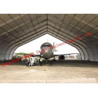 China Flexible Design Prefabricated Steel Structure Aircraft Hangar Buildings Seismic Proof Construction wholesale