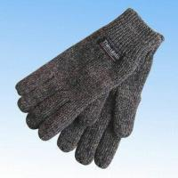 China Cow grain leather winter gloves ZM718-H on sale