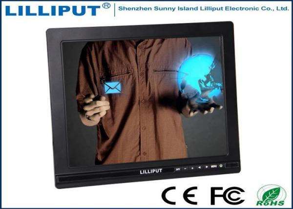 Quality IPS 9.7 inch HDMI Touch Screen Monitor High Resolution DVI VGA Input for sale