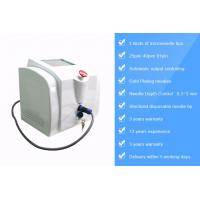 Hottest sale spa use fractional rf microneedle machine for skin rejuvenation