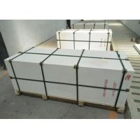 China Alumina - Zirconia - Silica Kiln Refractory Bricks , Fused Cast Refractory Fire Bricks wholesale