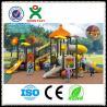 China Playground Equipment Kids Outdoor Playground For Kindergarten QX-001A wholesale