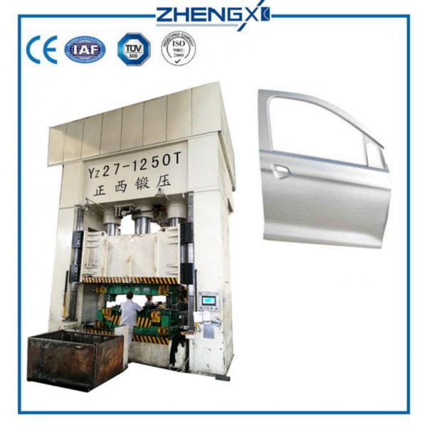 Quality 315T Movable Worktable Servo Motor Car Door Bordure Hydraulic Press Machine for sale