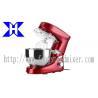 China 6000 Milliliters Kitchen Stand Mixer 1200W With Stylish Plastic Housing wholesale