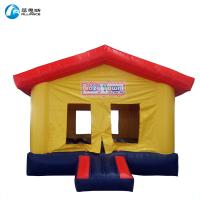 China Factory Price Inflatable Kids Outdoor House Castle Bouncer House for Sale wholesale
