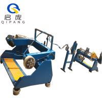 China 380V Voltage Reel Winding Machine Rope Rewinding Machine Adjustable Speed wholesale