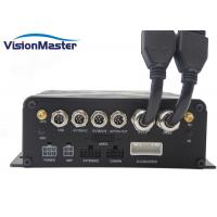 China Car Dvr Full HD 1080P  12 CH Mobile HDD Car Vehicle Taxi Bus DVR with WiFi & GPS wholesale