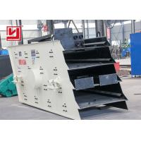 China Circular Vibratory Screening Equipment Multi Layer For Stones 10-70m³/H on sale