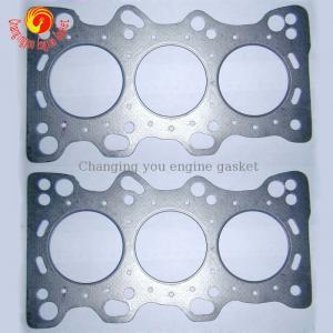 China Engine Parts C25A Cylinder Head Gasket For HONDA LEGEND V6 24V Engine Gasket 12551-PH7-003 50115300 wholesale