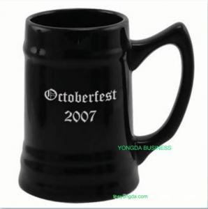 China stoneware / ceramic beer mugs,  drink cups wholesale