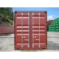 China sell new 40HC ISO dry container wholesale