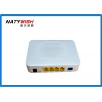 China 4 Pon Ports EPON FTTX ONT OAM Remote Configuration Management In Broadband Network wholesale