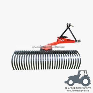 5LR - Farm implements Tractor 3-Point mounted Landscape Raker 5feet