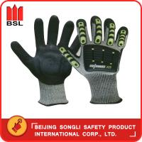 China SLG-9812CT Cut resistance TPR working gloves wholesale