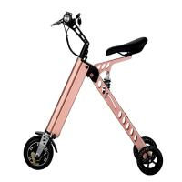 China Folding 3 Wheel Mobility Scooter With Seat / 3 Wheel Motor Scooters For Adults wholesale
