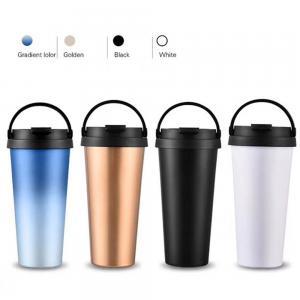 China LFGB Stainless Steel Vacuum Travel Mug wholesale