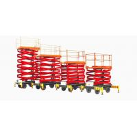 China DC 24V Self Propelled Aerial Working Platform For Factory , Hotel wholesale