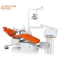 China Clinic Electric Dental Chair Unit Touch Sensor With 3 Memory Program wholesale