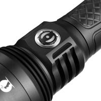 Buy cheap Compact Design Custom LED Flashlight 860m Distance With One Hand Control ODL20C from wholesalers