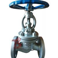 China Dn40 Industrial Globe Valve Straight Body Type Handwheel Operated With OEM wholesale