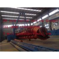 China 18 inche cutter suction dredger wholesale