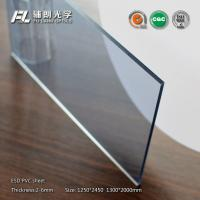 China 13mm Clean Room Wall Panels Anti Static Pvc Sheet Against Scratching And Abrasion wholesale