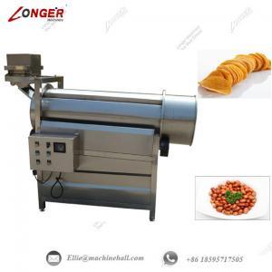 China Potato Chips Seasoning Machine Automatic Potato Chips Seasoning Machine Potato Chips Seasoning Machine Price wholesale