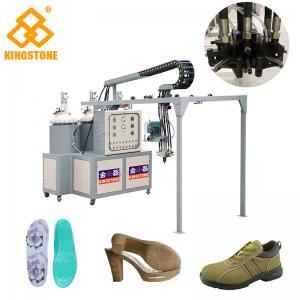 China PU Injection Moulding Machine, Polyurethane Foam MachineFor High Heel Shoes wholesale