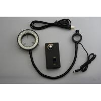 China single goose neck ring led side light for industry microscope image vedio lighting lamp wholesale