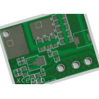 China Digital Radio Antennas High Frequency Pcb , OEM High Precision Rohs Printed Circuit Boards wholesale