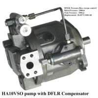 China Clockwise Axial Piston Pumps , A10VSO80 Hydraulic Pump With DFLR Compensator on sale