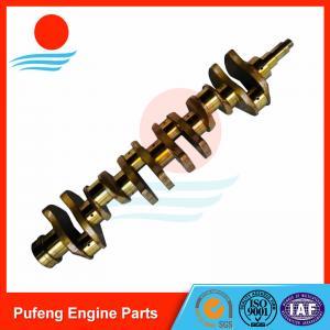 ISUZU 6RB1 Crankshaft 1123105032 used for HITACHI Excavator EX400-3 EX400-5