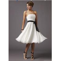 China Chiffon Casual Simple Elegant Wedding Bridesmaid Dress For Women's wholesale
