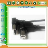 China cabo do ângulo direito do usb wholesale