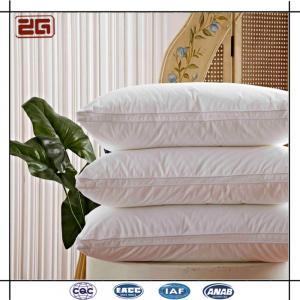 Buy cheap El hotel de cinco estrellas ligero soporta, las almohadas caseras suaves ZEBO-P0008 del grado del hotel from wholesalers