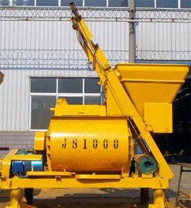 China Cement Concrete Mixer Machine JS1500 wholesale