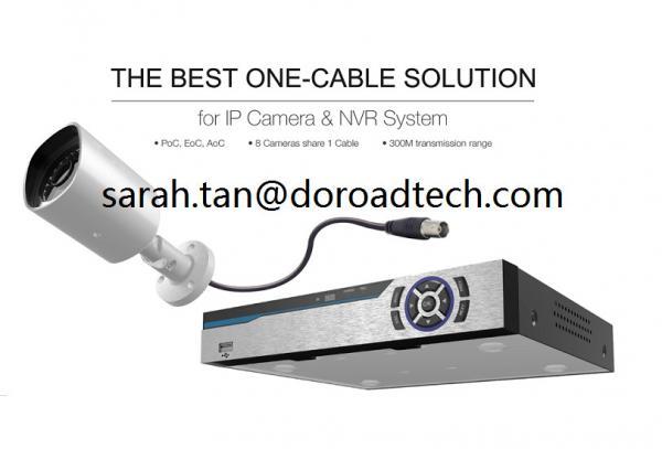 Quality El equipo del PC y de EOC NVR del nuevo producto con las cámaras IP 720P 960P 1080P BNC del PC y de EOC telegrafía for sale