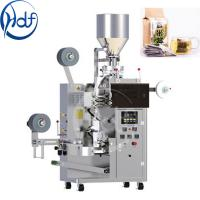 China 3.7 Kw Automatic Food Packing Machine For Small Tea Filter Bag Packing wholesale