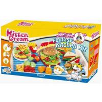 Playdough (KD-6118/ Fantasy Kitchen Kit )